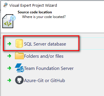 Connect SQL Server for performance data