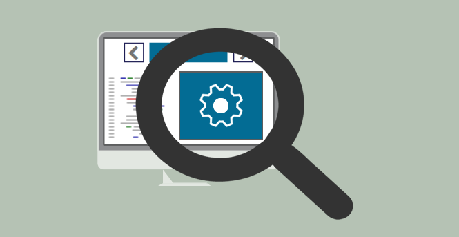 Run a global search across your applications with Visual Expert