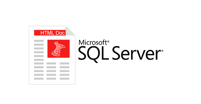 Visual Expert SQL Server Code Documentation