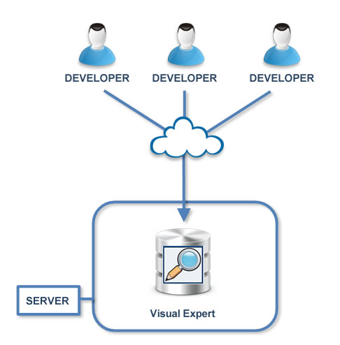 Visual Expert Team System