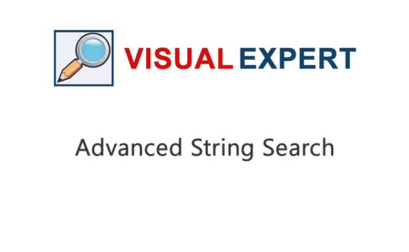 text search with Visual Expert