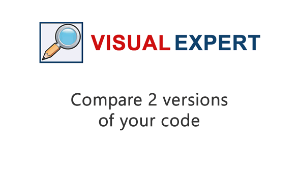 Compare 2 versions of your Code