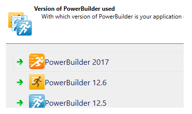 Visual Expert  support PowerBuilder 2017