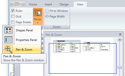 visual-expert-diagram-editor-zoom-and-pan